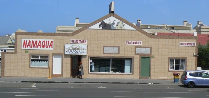 Meat market, Swakopmund