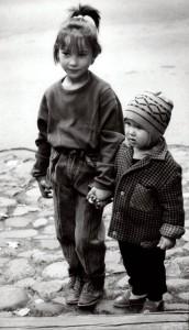 kids in Saratov