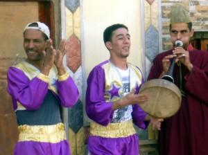 Agadir musicians