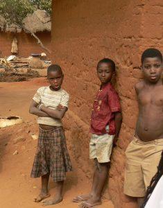 Togo kids